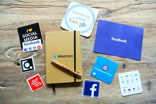 online strategier for sociale medier